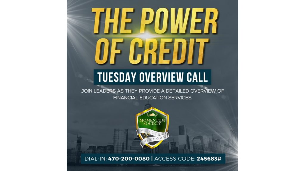 Tuesday Night Overview Call @ Phone Conference