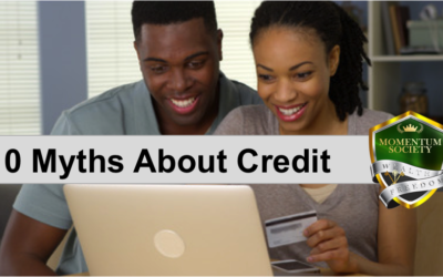 10 Myths About Your Credit