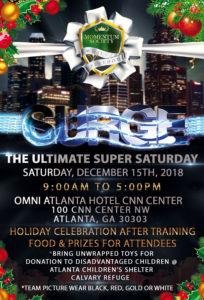 SURGE ATLANTA SUPER SATURDAY @ Omni Hotel CNN Center   Atlanta   Georgia   United States